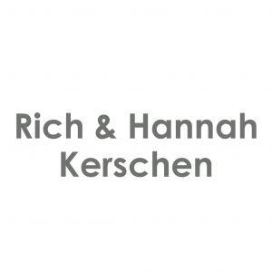 Rich & Hannah Kerschen